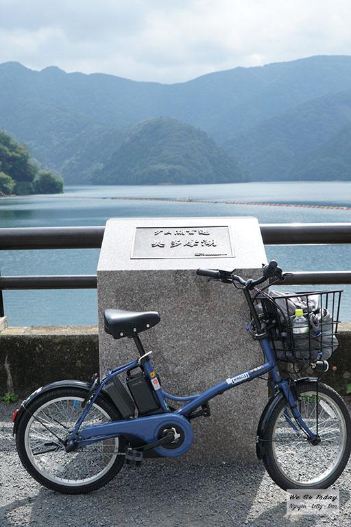 Chiếc xe đạp Sugar Drop mình thuê