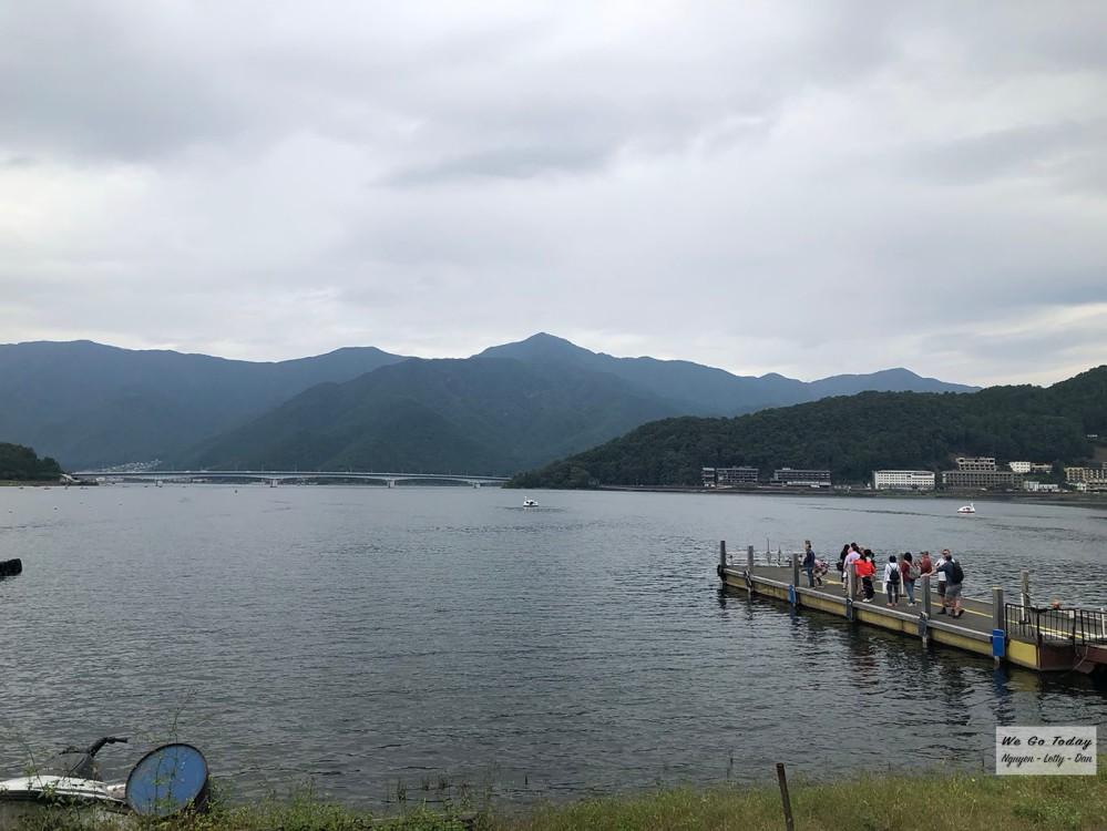 Hồ Kawaguchiko