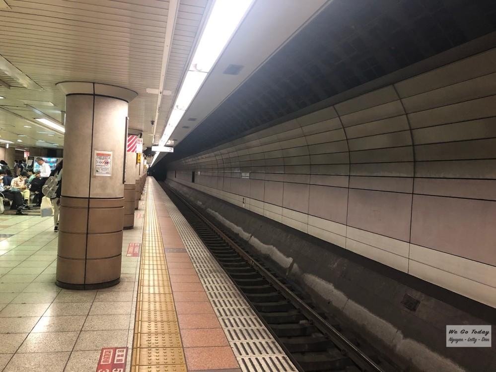 Đường ray tàu điện