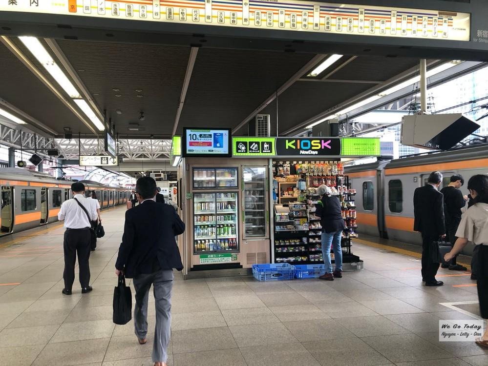 Trạm tàu điện
