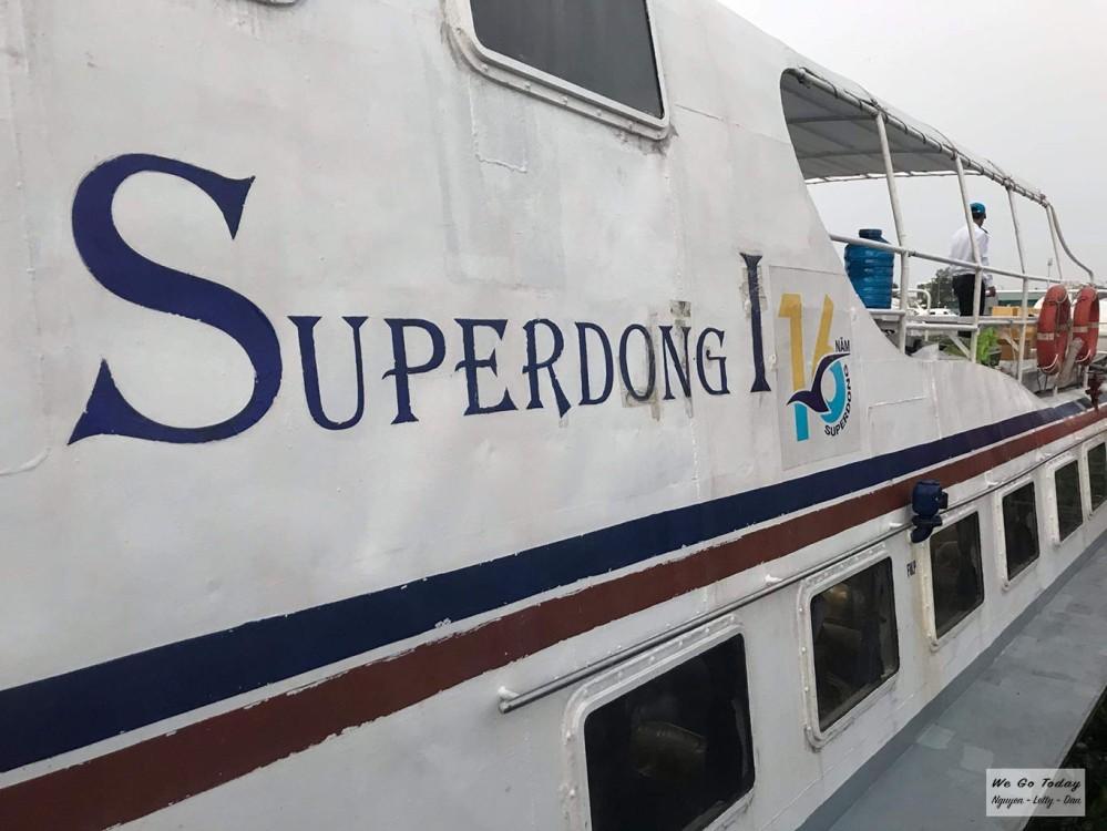 Tàu Superdong