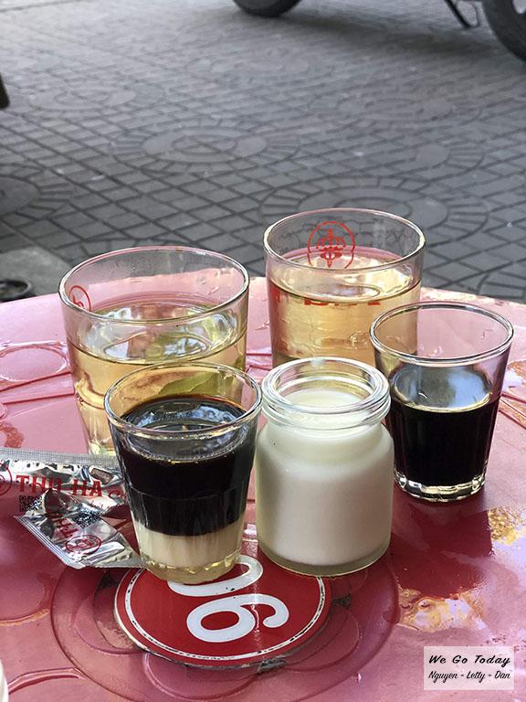 Cafe Thu Hà