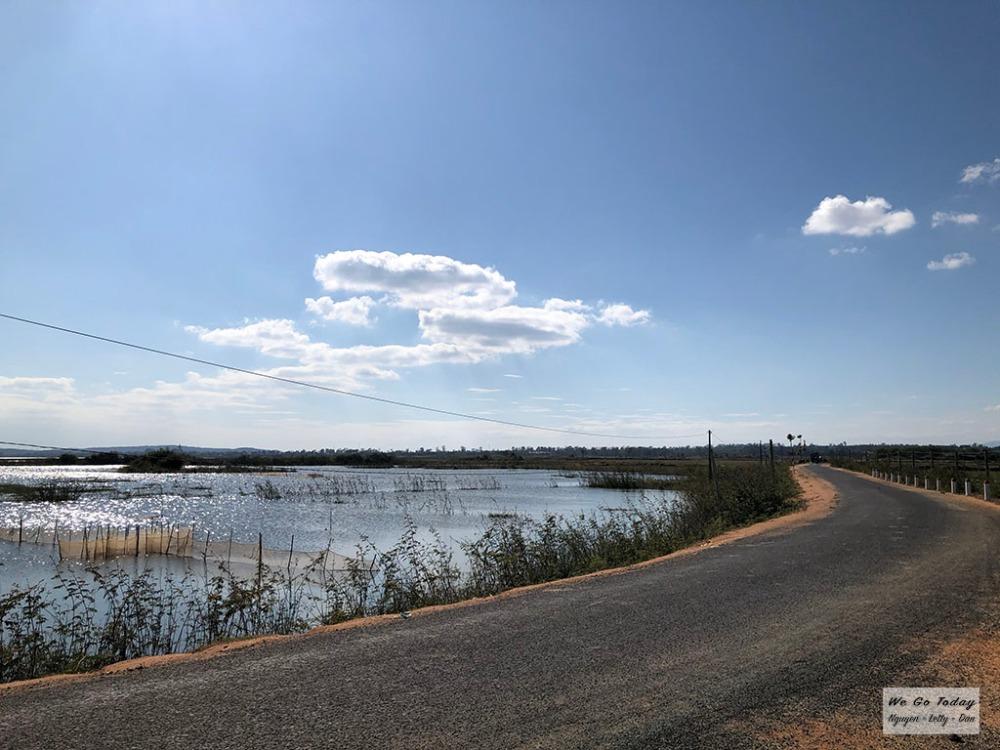 Đường đi Biển Hồ