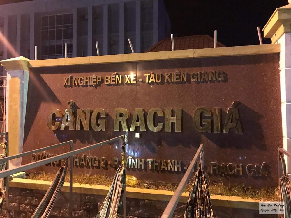 Cảng Rạch Gía - Kiên Giang